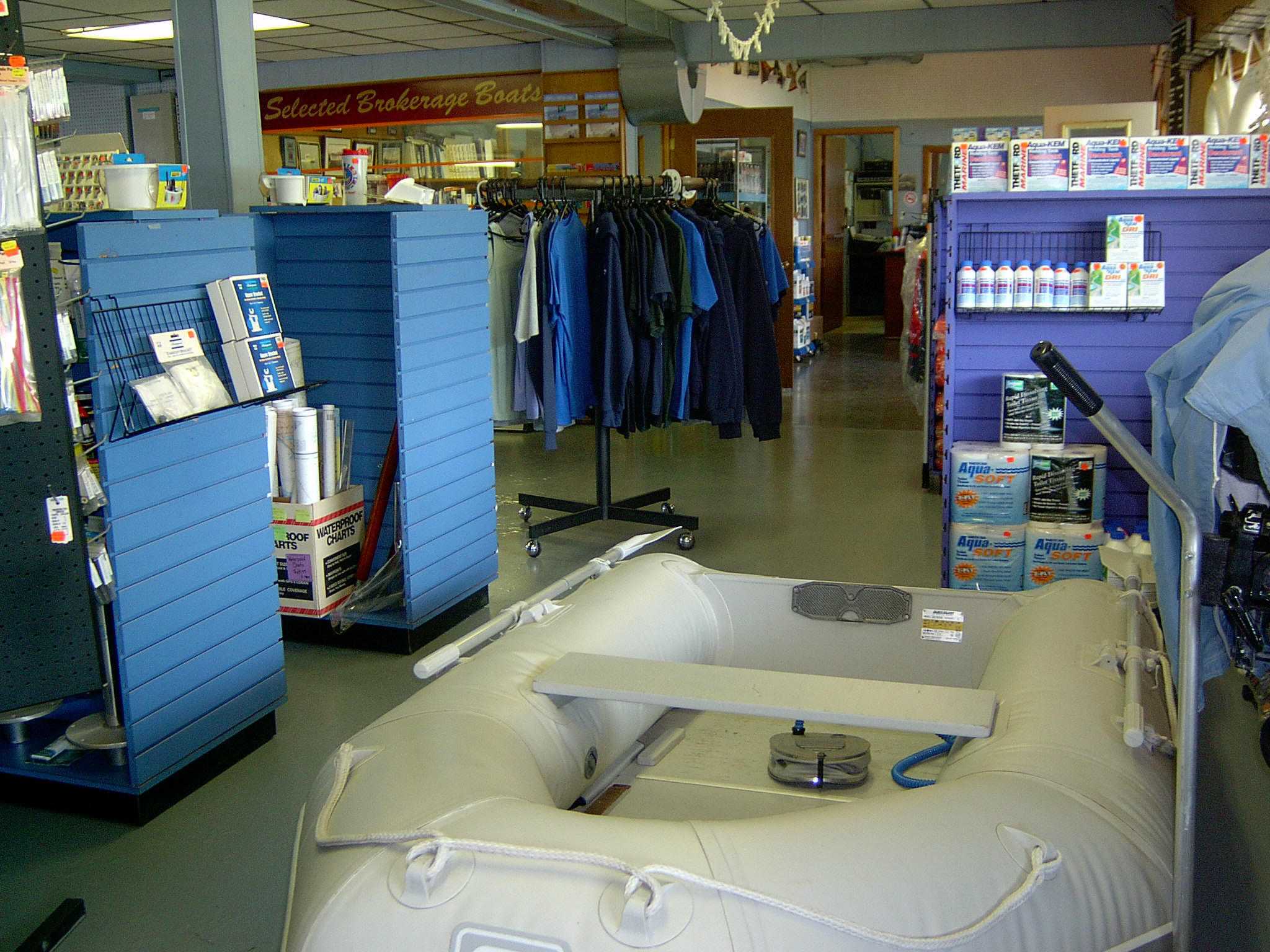 Find your boating needs here!